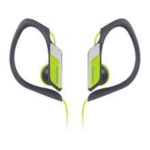 Water-Resistant Sports Clip Earbud Headphones RP-HS34-Y - Yellow