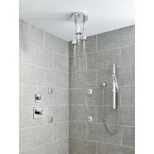 Chrome H 2 Okinetic ® Hand Shower 1.75 GPM w/Slide Bar 4S