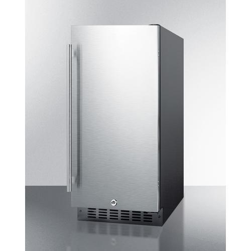 "Gallery - 15"" Wide Built-in All-refrigerator, ADA Compliant"