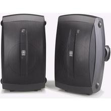See Details - NS-AW350 Black High Performance Outdoor 2-way Speakers
