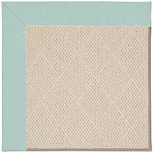 "Creative Concepts-White Wicker Canvas Glacier - Rectangle - 24"" x 36"""