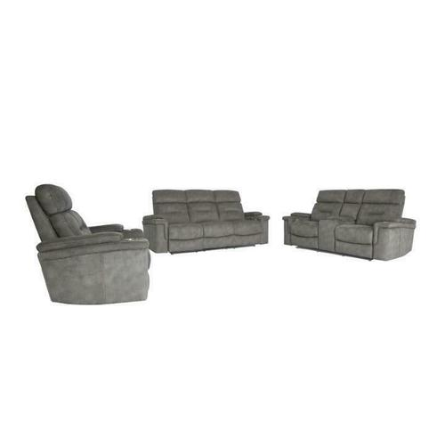 Parker House - DIESEL - COBRA BROWN Manual Reclining Collection