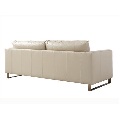 Nob Hill Leather Sofa