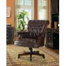 Transitional Dark Brown Office Chair Product Image
