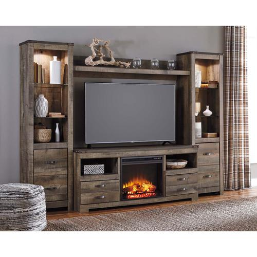 W446 Fireplace Entertainment Center (Trinell)