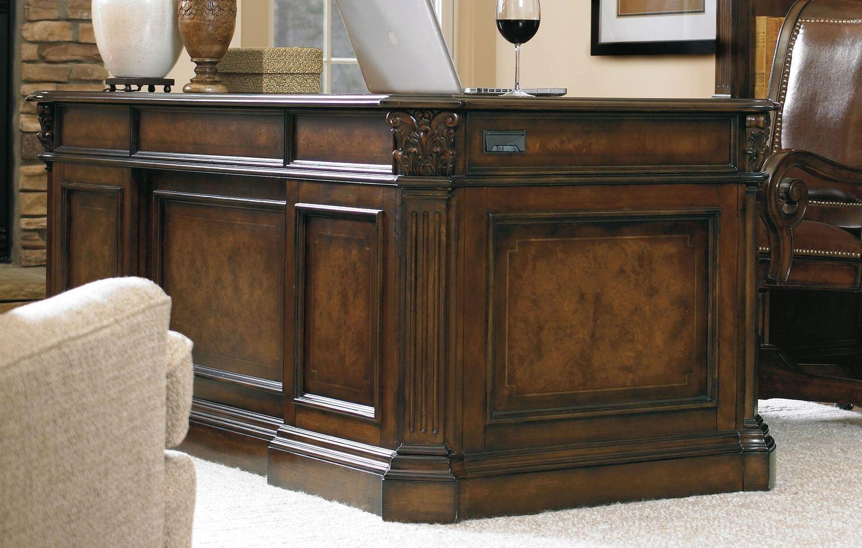 Hooker FurnitureHome Office European Renaissance Ii 73'' Executive Desk
