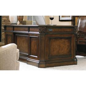 Home Office European Renaissance II 73'' Executive Desk
