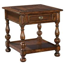 1-1801 Villa Valencia Lamp Table
