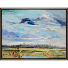 Marsh Skies