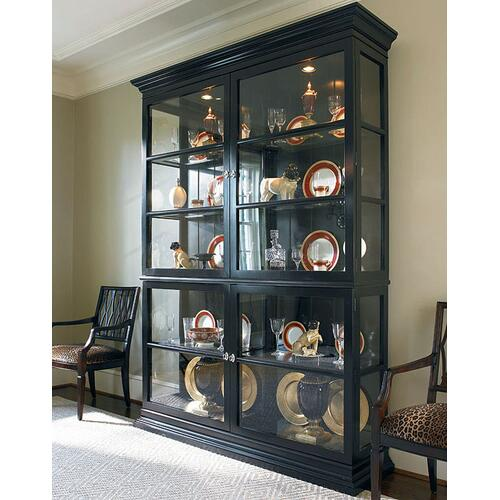 See Details - New Traditional Display Cabinet
