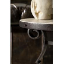 View Product - Luckenbach Metal and Stone End Table