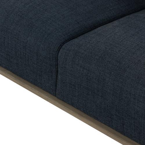 Highland Sky Cover Left Arm Facing Configuration Clark Sofa W/ Table