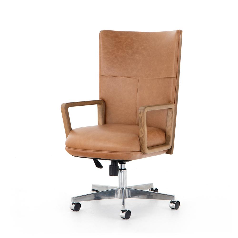 Sonoma Butterscotch Cover Cohen Desk Chair