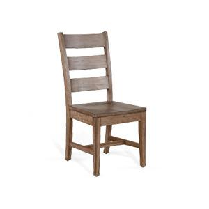 Sunny Designs - Ladderback Chair w/Stretchers