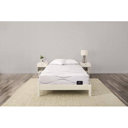 Perfect Sleeper - Elite Foam - Carriage Hill II - Plush - Twin XL