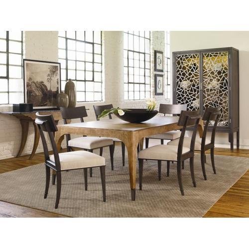 Artefact Radius Rectangular Dining Table