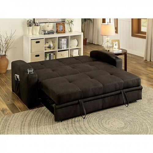 Furniture of America - Mavis Futon Sofa