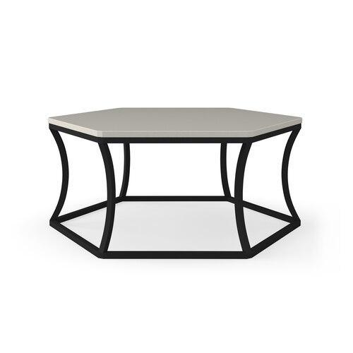 Caroline Hexagon Cocktail Table