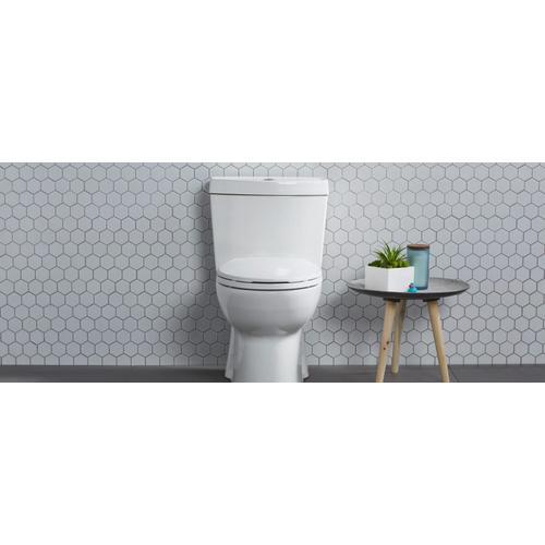 Niagara - One-Piece - 0.8 GPF Single Flush Elongated Toilet