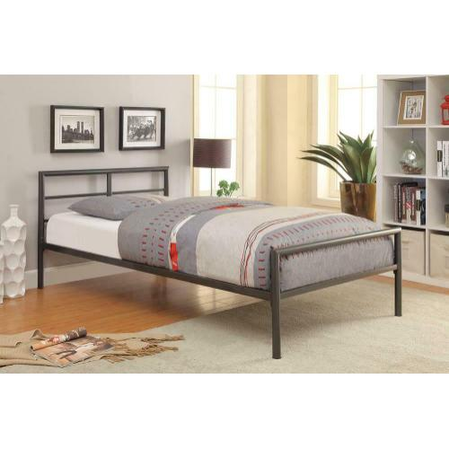 Fisher Twin Bed