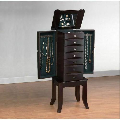 ACME Teresa Jewelry Armoire - 16000 - Java