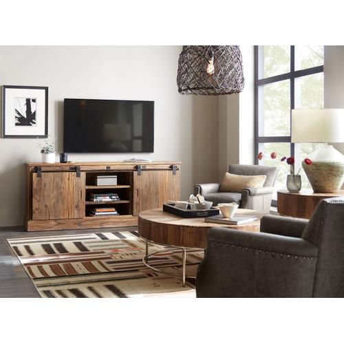 Home Entertainment L'Usine Sliding Door Entertainment Console