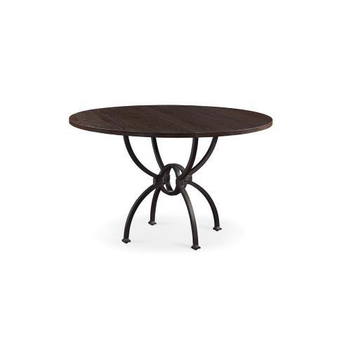 Bassett Furniture - Atlas Oak Round Table