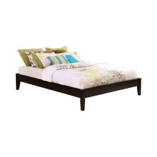 Hounslow Cappuccino Queen Platform Bed