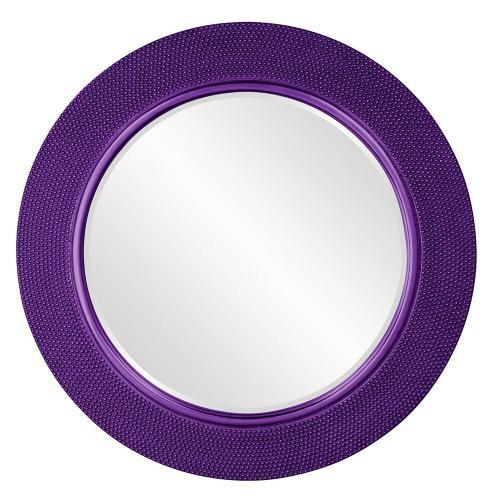 Howard Elliott - Yukon Mirror - Glossy Royal Purple