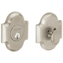 View Product - Satin Nickel Arched Deadbolt