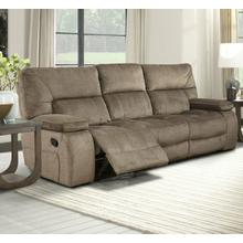See Details - CHAPMAN - KONA Manual Triple Reclining Sofa