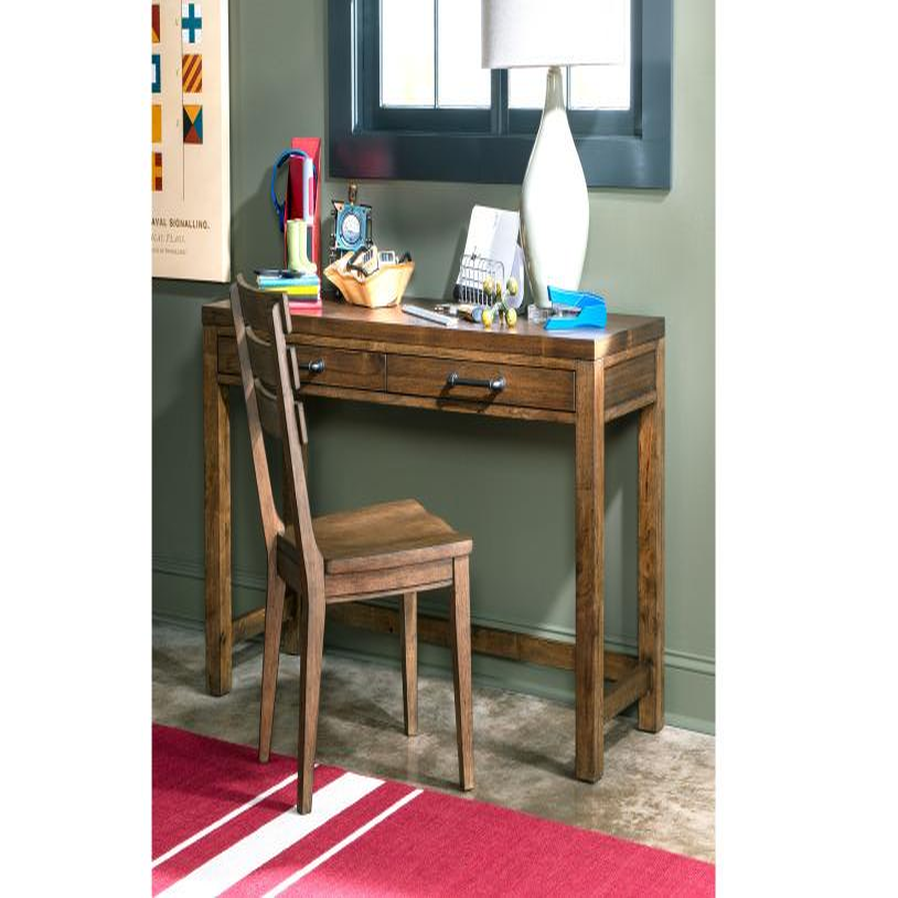 See Details - Summer Camp - Brown Desk Chair