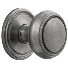 Distressed Antique Nickel 5068 Estate Knob