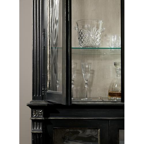 Hooker Furniture - Sanctuary Display Cabinet Noir