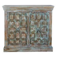 Wood Old Door Cabinet SFK