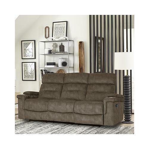 Parker House - DIESEL MANUAL - COBRA GREY Manual Sofa