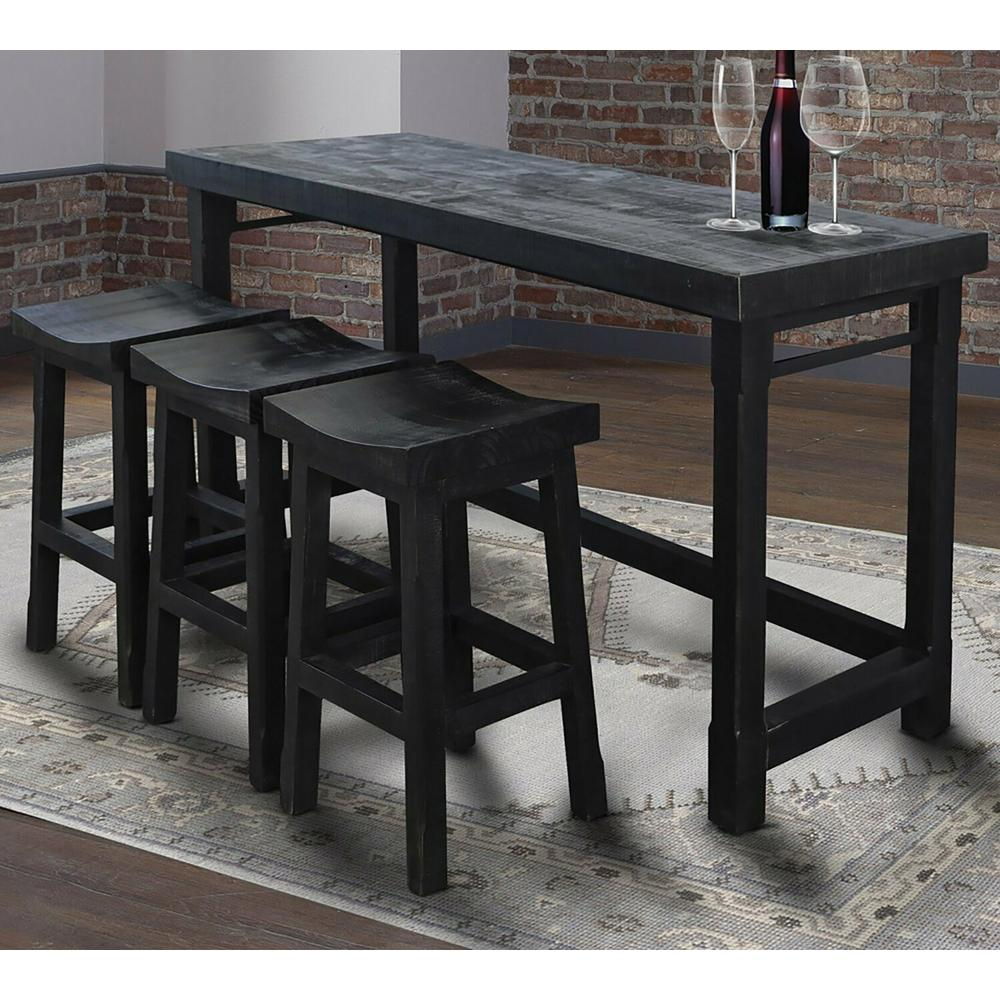 See Details - VERACRUZ Everywhere Console with 3 Stools