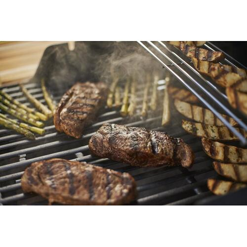 Weber - Spirit S-315 Gas Grill (Natural Gas) - Stainless Steel
