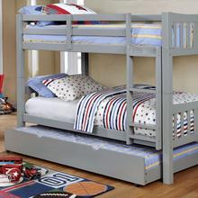 See Details - Cameron Twin/twin Bunk Bed, Gray