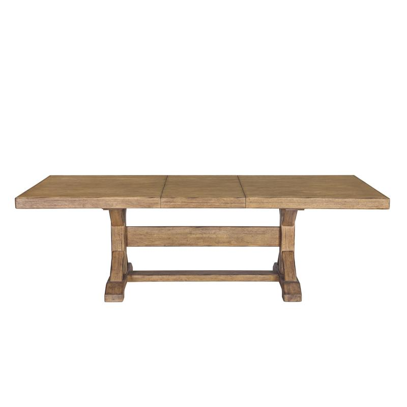 Trestle Table Top with 22 inch Leaf