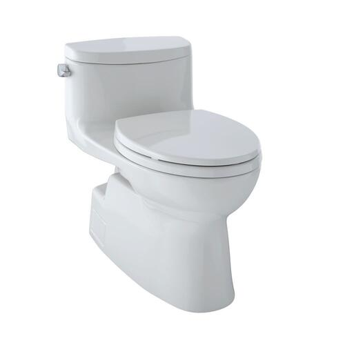 Carolina® II One-Piece Toilet, Elongated Bowl - 1.28 GPF - Colonial White
