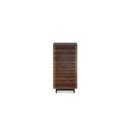 BDI Furniture - Corridor 8172 Audio Tower in Natural Walnut