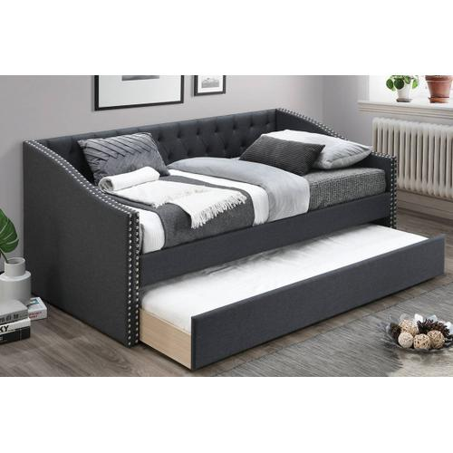 Day Bed W/ Slats + Trundle