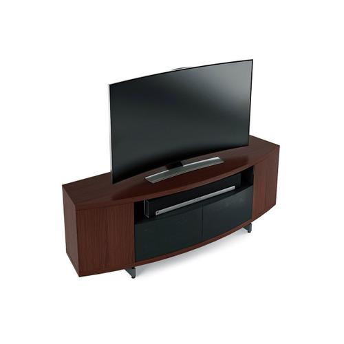 Media Console 8438 in Chocolate Stained Walnut