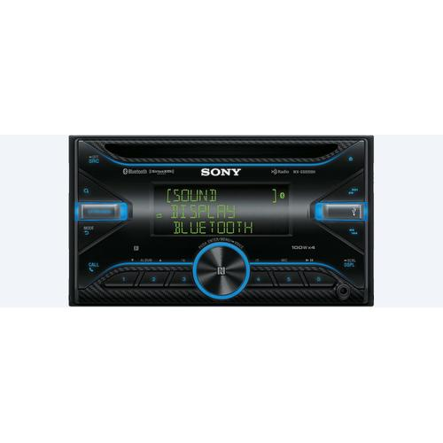 BLUETOOTH® CD Receiver