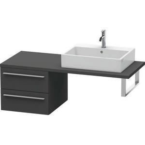 Low Cabinet For Console, Graphite Matte (decor)
