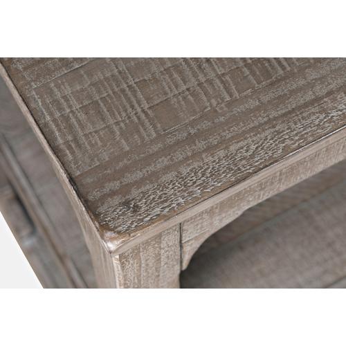 Jofran - Westfield Sofa Table - Weathered Grey