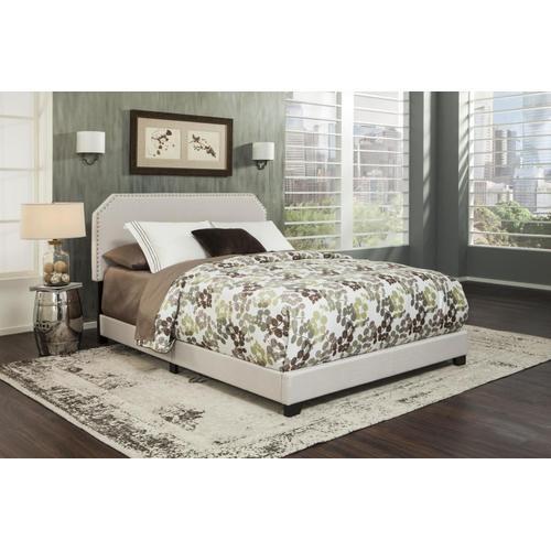 Queen Linen Bed in One Box