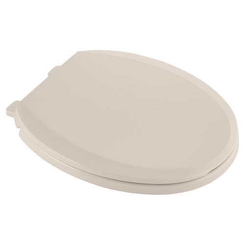 American Standard - Cardiff Round Front Slow-Close Toilet Seat  American Standard - Linen
