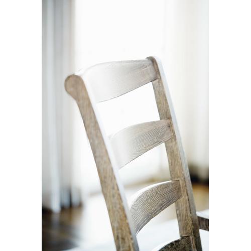 Bernhardt - Rustic Patina Ladderback Side Chair in Sand (387)